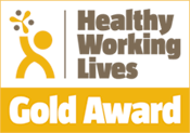 Healthy Working Lives - Gold Award